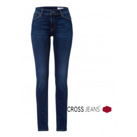 ANYA SLIM DARK BLUE