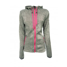 JACK FLEECE GREY