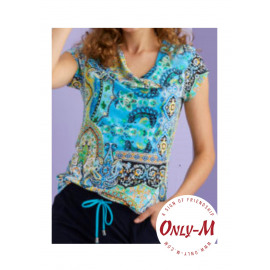 TOP WATERVAL PAISLEY