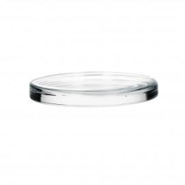 DISQ - Dessous de bougie - verre - DIA 13 cm