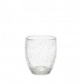VICTOR Drinkbeker - clear H 9.5 x ø 8.5 cm - 250ml