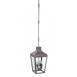 Chandelier coach electrical - L - taupe