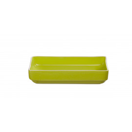 SIXTIES oven dish - S - lime - 29x20 cm