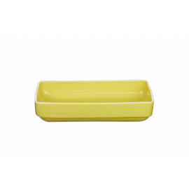 SIXTIES oven dish - S - lemon - 29x20x5,5 cm