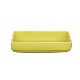 SIXTIES oven dish - L - lemon - 34x24x7 cm
