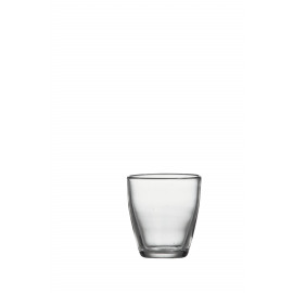 MOUSTIERS tumbler- Blown glass - Clear - Capacity 280ML