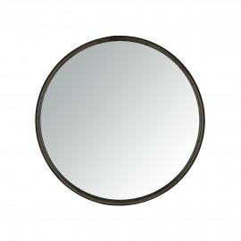 BOUDOIR - miroir - fer - DIA 25 x W 3,5 cm