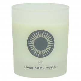 HABEMUS PAPAM - scented candle - 180g