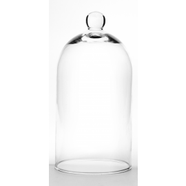 CANDLE - stolp - glas - D11 x H22 cm