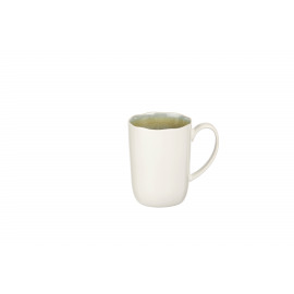 BAMBOU - mug L - porcelain - soja