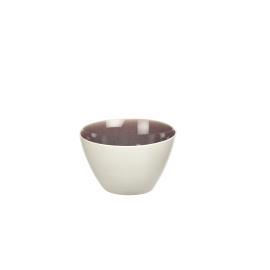 BAMBOU - coupelle salade - porcelein - iris - D13cm