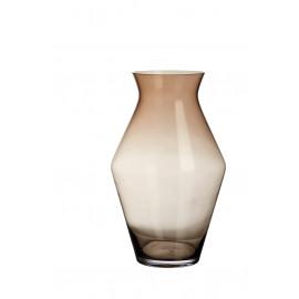 VAZA - vaas - glas - topaas - Ø28x45 cm