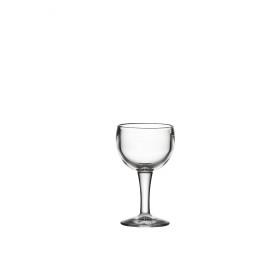 BISTRO - Waterglas  - geperst glas
