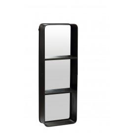 LOFT - spiegel rechthoekig - MD/metaal - 42x18x121 cm