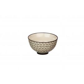 URBAN RYTHM - bowl - steengoed - DIA 11,5 x 6,5 cm