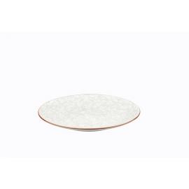 MAIKO - MAIKO - ass. dessert - porcelaine - duck - Ø21,5cm  - porcelaine - DIA 21,5 cm - bleu claire