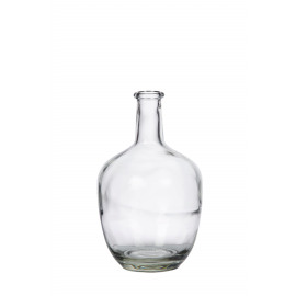 FARINA - fles - glas - helder - 19x19x31cm