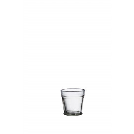 GERANIUM - bloempot - glas - S - 12,5x12,5cm