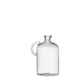 SOURCE - fles - glas - M - 33x22cm