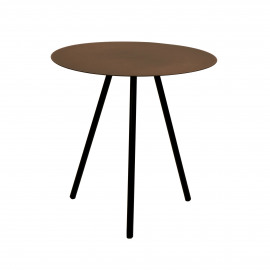 REBEL - sidetable - metal - M - 45x45x45cm