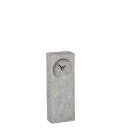 BETON - klok - beton - 10,5x6x29,5cm