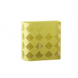 URBAN ART - muurlamp - E27 - metaal - lichtgroen - 23x10x22,5cm