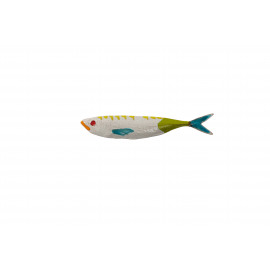 PABLO - fish - terracotta - 28x5,5x3,5cm