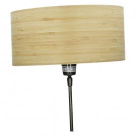 BORGA - wooden shade - M - Ø30 x 14 cm