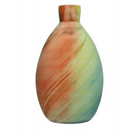 MURATO - Vase - glas - multicolor -M -Ø20,5 x 35,5 cm