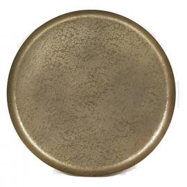 TEREZA - ronde plateau - metaal - M - DIA 48cm