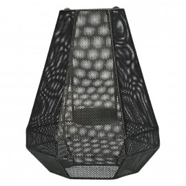 ORAKARI - windlicht - metaal - S - 20x18x25,3 cm