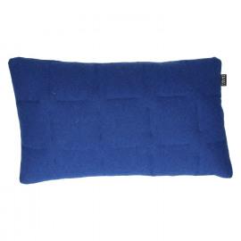 SHINJUKU - cushion - 65% wool/ 35% div - dark blue - 30x50cm