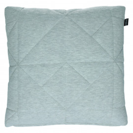 SHINJUKU - cushion - 100% cotton/jersey - light grey - 45x45cm