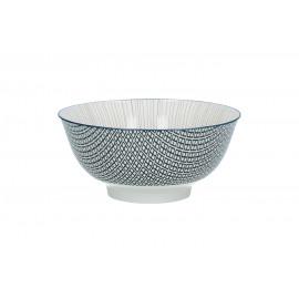 DELICATE - pasta bowl - porselein - ash rose - Ø18x8cm