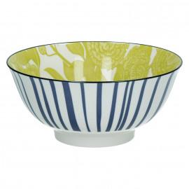 MYSTERIOUS - pasta bowl - porselein - ceylon yellow - Ø18x8cm
