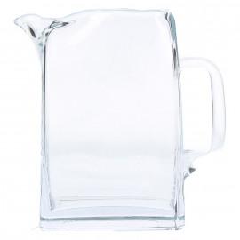 ST JOHN - pitcher - glass - M - 13,5x9x20cm