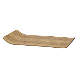 MIYUKI - Plateau - hout multiplex - bruin - 30 x 18 cm