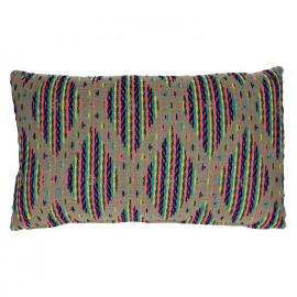 AMIGOS - cushion - 70% cotton/ 30% acrylic - blue - 30x50cm