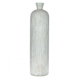 YASS - vase - polyresin - waterproof - S  -  Ø17x63 cm