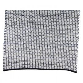 ALARÓ - rug - 100% cotton - recycled jeans - L - 140x200cm