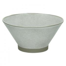 TERRA - TERRA - slakom M - keramiek - wit - DIA 27 x H13cm - stoneware - DIA 27 x H 13 cm - wit