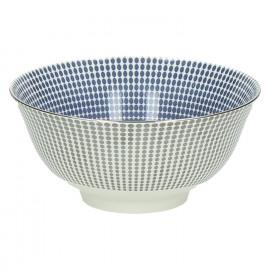 SHANGHAI - bol - porcelaine - DIA 15 x H 7 cm