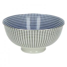 SHANGHAI - bol - porcelaine - DIA 12 x H 6 cm