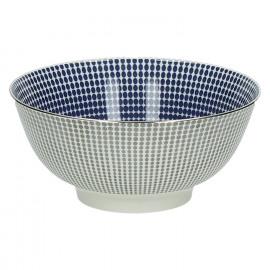 SHANGHAI - bol - porcelaine - DIA 18 x H 8 cm