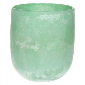 FROST - T/light - Glas - Aqua - S - Ø 15 x 17 cm