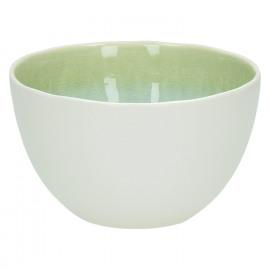 PORCELINO AQUATIC - saladier - porcelaine - DIA 15 x H 7 cm