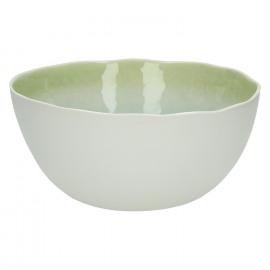 PORCELINO AQUATIC - Bol a Salade - porcelaine - DIA 24 x H 10,5 cm