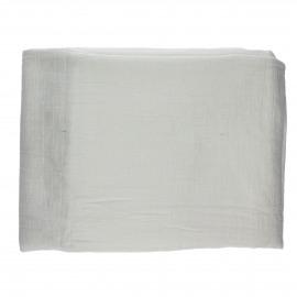 A TAVOLA - table cloth - 100% cotton stonewashed - white - 310x170 cm