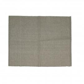 LUX - placemat - cotton / lurex - L 48 x W 33 cm - gold