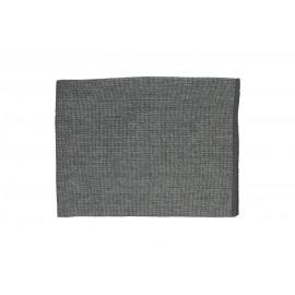 LUX - runner - cotton / lurex - L 150 x W 50 cm - silver